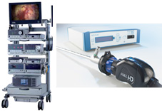 Endoscopic and surgical equipment for neurological surgery