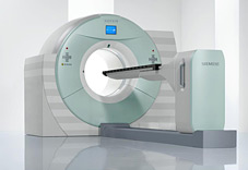 Next-generation cancer diagnosis equipment discovering even a tiny cancer of 3mm - BIOGRAPH mCT20 PE